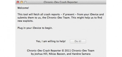 The Chronic Dev Team Has Already Received 10 Million Crash Reports From Jailbreak Fans