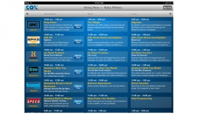 Cox TV Connect For iPad - Stream Live TV (If You're A Cox Customer)