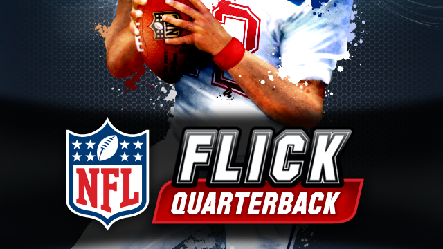 NFL Flick Quarterback iOS Apps Get Updated - Add A Number Of New Features