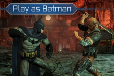 Batman Arkham City Lockdown Now Available In The U.S. App Store For $5.99