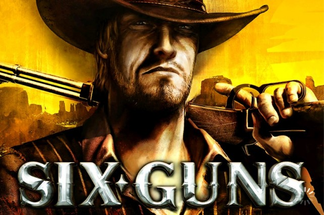 Gameloft's Freemium Six-Guns App Now Available To Download