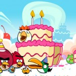 Happy Birdday, Angry Birds: Original Apps Get Updated - New Levels Added, All Episodes Unlocked
