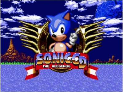 Sonic CD To Hit App Store Today - Already Spins Into New Zealand