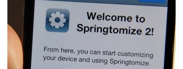 Jailbreak Only: Springtomize 2 - The Ultimate Customization Package
