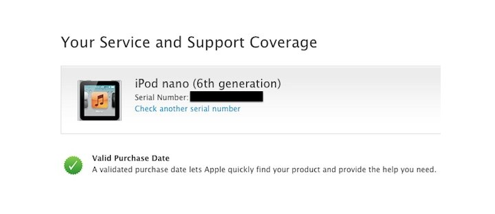 Apple Replacing First Generation iPod Nanos With Sixth-Gen Models