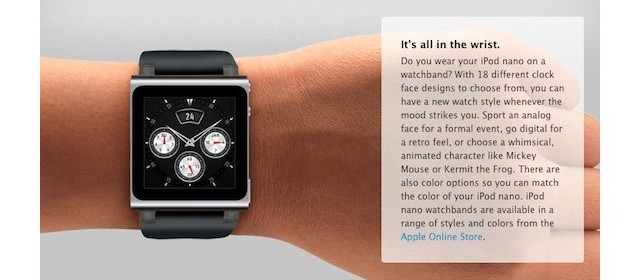 Apple Experimenting With Siri-Powered iWatch