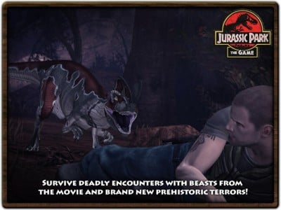Jurassic Park: The Game 2 HD Hits The App Store - Available Now For $6.99