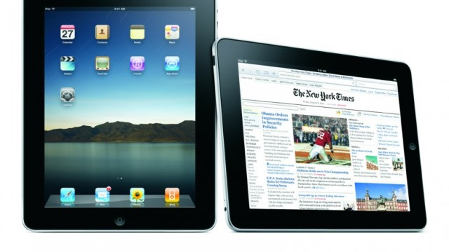 New Rumor Claims Apple's iPad 3 Will Include An Improved Battery, And Will Launch In January