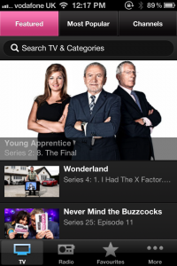BBC iPlayer's UK App Now Supports iPhone And Allows Streaming Over 3G