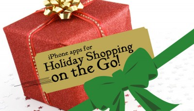 iPhone Apps For Last Minute Holiday Shopping On The Go!