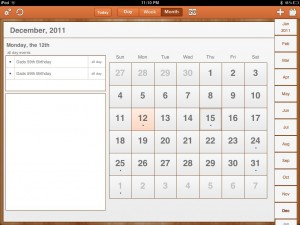 GoCal for Google Calendar™ with Synchronization by Light Room screenshot