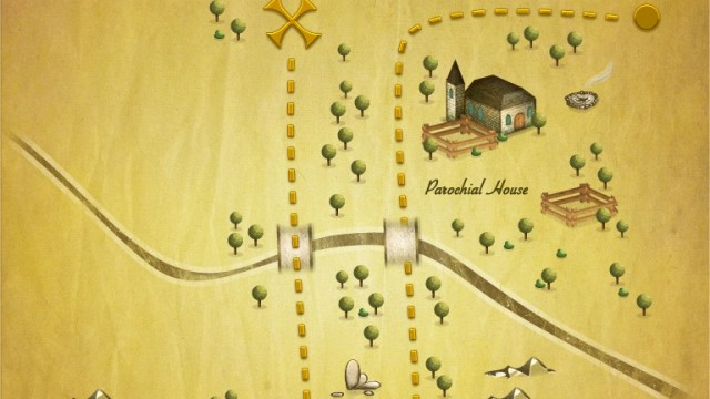 Trace Your Way To Treasure In Treasure Trails