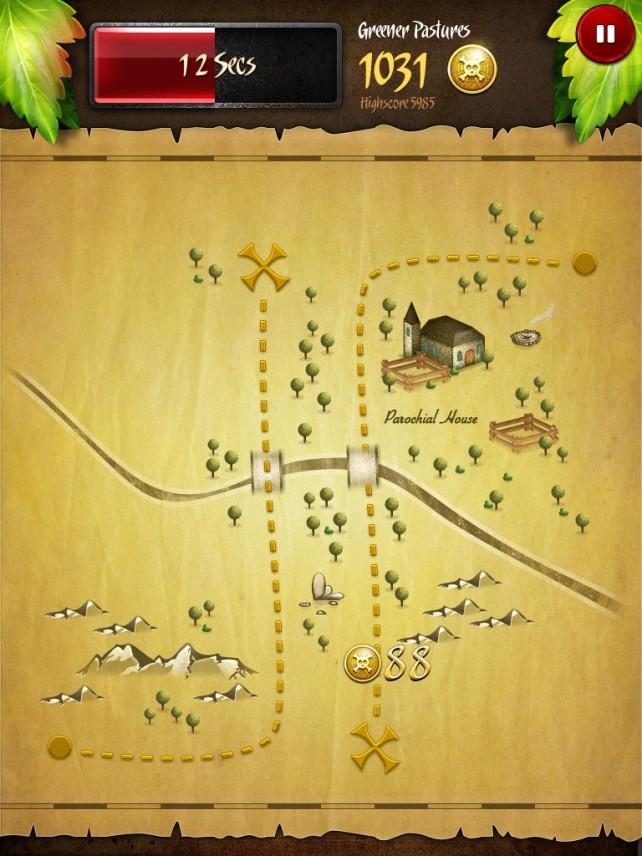 Trace Your Way To Treasure In Treasure Trails