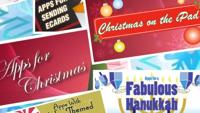 Holiday AppList And AppGuide Roundup
