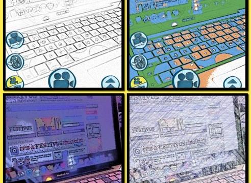 New App Cartoonatic+ Expands Upon Cartoonatic And We've Got Promos!