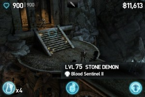 Infinity Blade II by Chair Entertainment Group, LLC screenshot