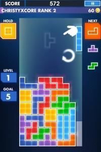 TETRIS® by Electronic Arts screenshot