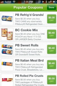 Pushpins - Coupons, Lists, & Nutrition by Pushpins, Inc. screenshot