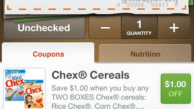 Pushpins Helps Your Grocery Shopping Experience With Coupons, Lists, And Nutrition