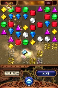 Bejeweled by PopCap screenshot