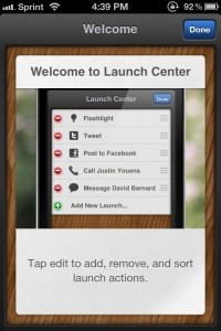 Launch Apps And Trigger Actions In A Beautiful Way With Launch Center