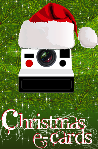 Christmas E Cards Is A Primitive Card Making App