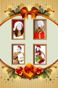 Christmas Face by Mars Yau screenshot