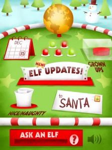Santa's Big Helper Is A Big Help This Holiday Season
