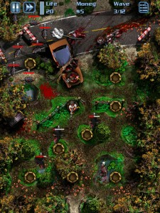 Night of the Living Dead Defense by SGN screenshot