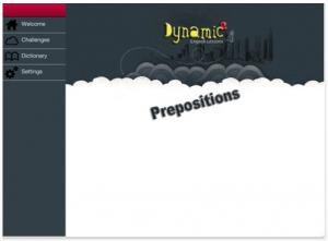 Dynamic English Lessons - Prepositions by Dynamic English Lessons screenshot