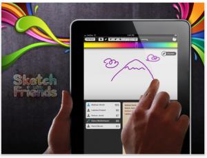Sketch With Friends by XLabz Technologies Pvt. Ltd. screenshot