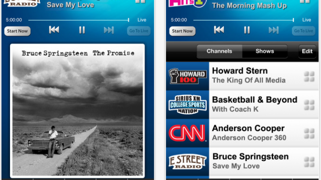 SiriusXM Updated: Adds A Number Of Great, New Features