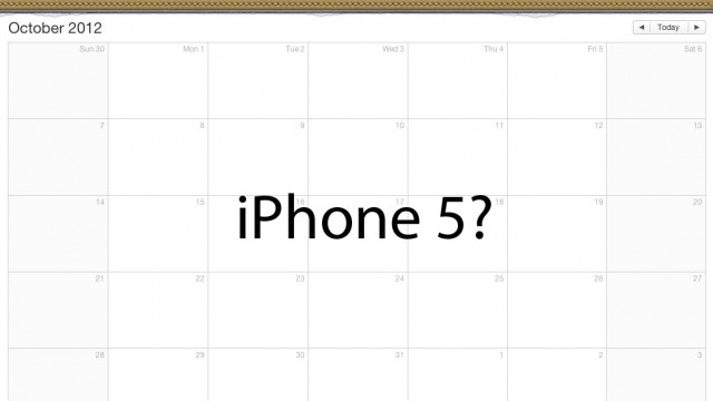 BGR: Next Generation iPhone To Be Released In Fall 2012