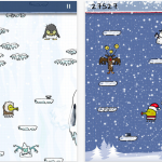 Doodle Jump Gets Updated - Adds New Ice Blizzard World