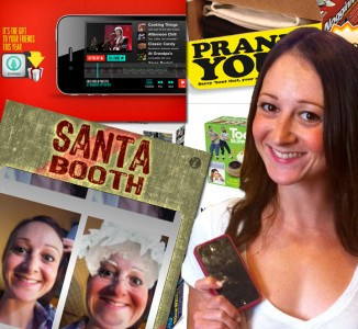 AppAdvice Daily: Prank Pack, Santa Booth And XMAS Stereo