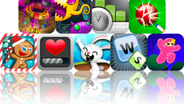 iOS Apps Gone Free: Space Miner, Linkoidz, SalaryBook, And More
