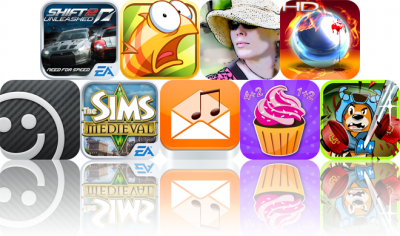 iOS Apps Gone Free: Shift 2 Unleashed, Saving Yello, MobileMonet, And More