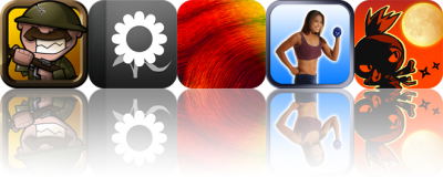 iOS Apps Gone Free: Trenches, Fotobookr, Line Art, And More