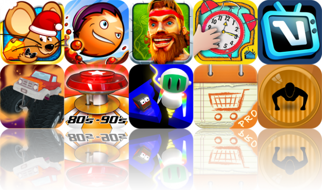 iOS Apps Gone Free: Spy Mouse, Whizzers, Evertales, And More