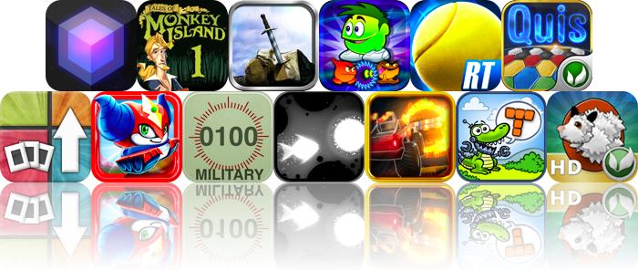iOS Apps Gone Free: Edge, Monkey Island Tales 1, Fara, And More