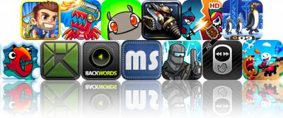 iOS Apps Gone Free: Jetpack Joyride, Velocispider, MinoMonsters, And More
