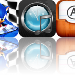 iOS Apps Gone Free: Undead Ocean, Remote Dictate, Sonic & SEGA All-Stars Racing, And More