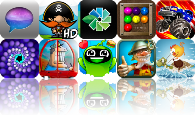 iOS Apps Gone Free: TweetyPop, Siege Hero HD, Snapseed, And More