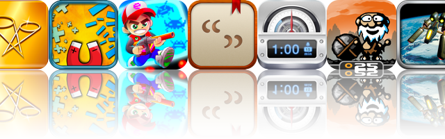 iOS Apps Gone Free: Awards Hero: Oscars Edition, Repulse-O, Arcade Jumper, And More
