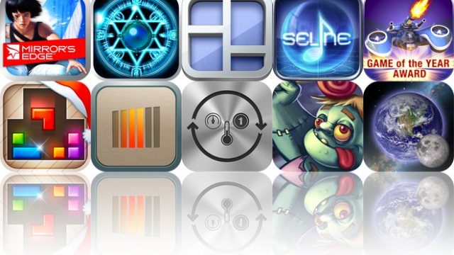 iOS Apps Gone Free: Mirror's Edge, Hybrid: Eternal Whisper, Frametastic, And More