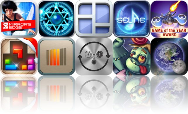 iOS Apps Gone Free: Mirror's Edge, Hybrid: Eternal Whisper, Frametastic, And More