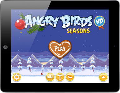 Angry Birds Welcomes In Holiday Season With New Round