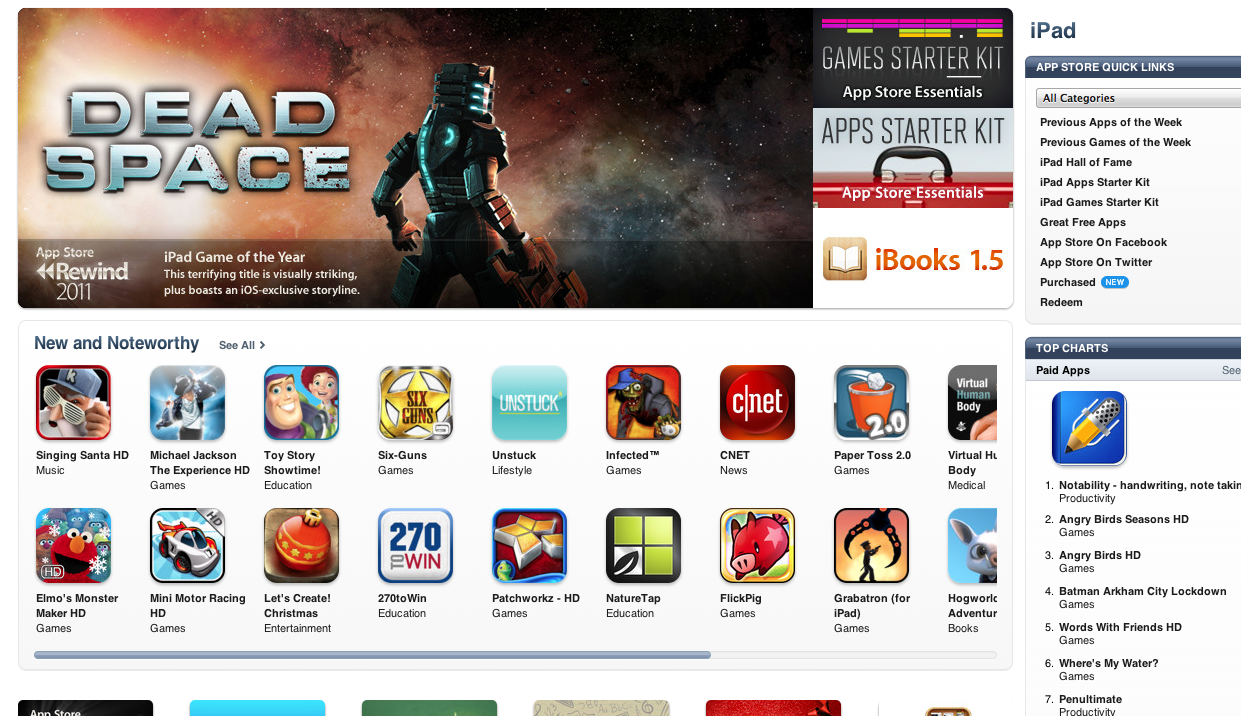 Apple Announces 500,000 Apps Now Available In App Store