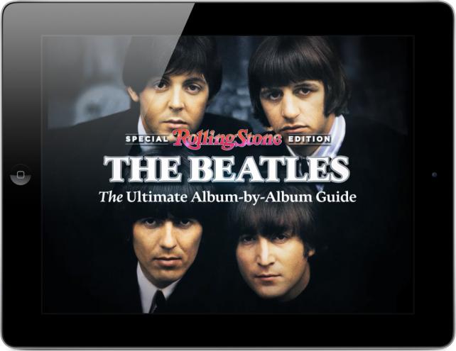 Rolling Stone's Beatles App