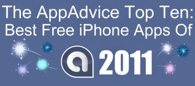 The AppAdvice Top 10: Best Free iPhone Apps Of 2011